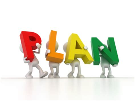 Lessons in how to write a business plan